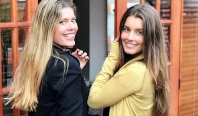 Lorna y Daniela