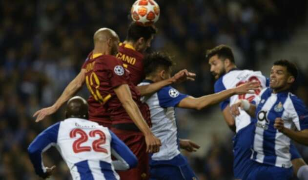Porto vs Roma - Champions League