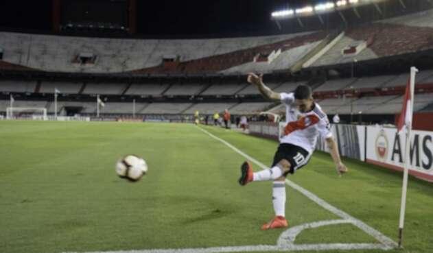 Juan Fernando Quintero con River Plate