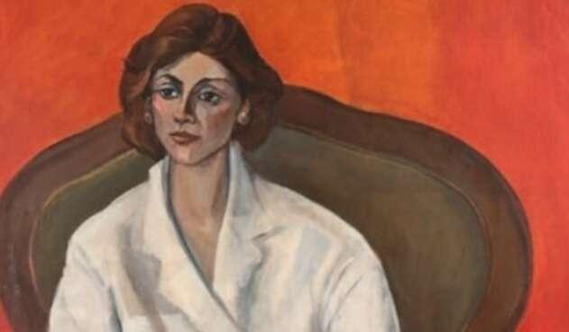 Retrato de Gloria Zea