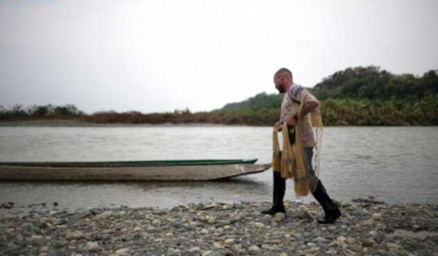 La vida en las laderas del Río Cauca, en medio de la megaconstrucción de Hidroituango