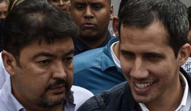 Roberto Marrero, jefe de despacho de Juan Guaidó