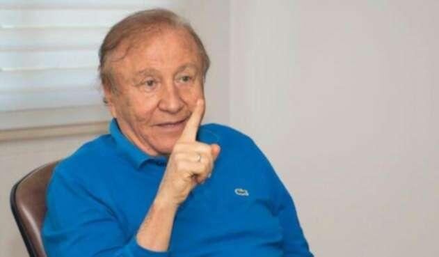 El mandatario municipal tildó de Hermafrodita al presidente Iván Duque