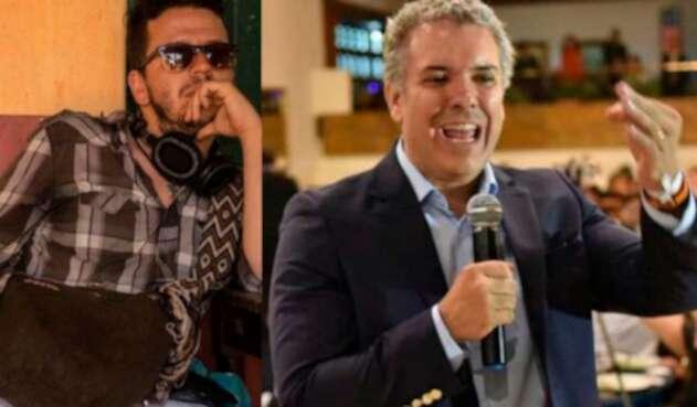 Rubén Mendoza cuestionó la ausencia de Iván Duque en el Ficci 2019