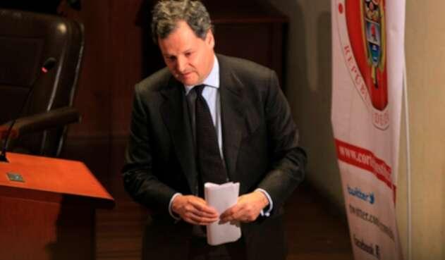 Sergio Jaramillo, ex alto comisionado para la Paz