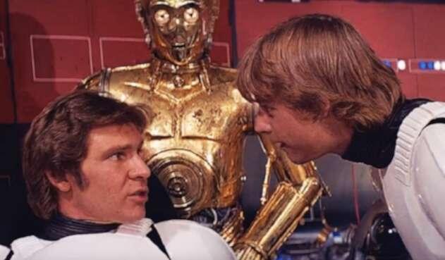 Han Solo y Luke