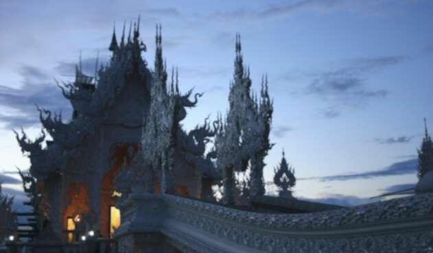 Chiang Rai, en Tailandia