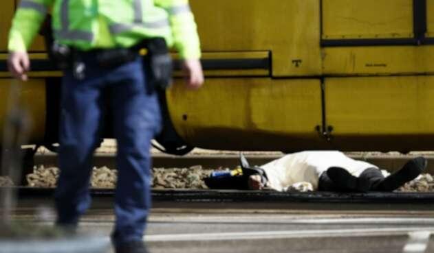 Tiroteo en Utrecht dejó tres muertos