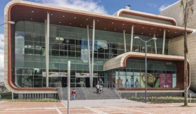 El Centro Comercial Titán Plaza, en Bogotá