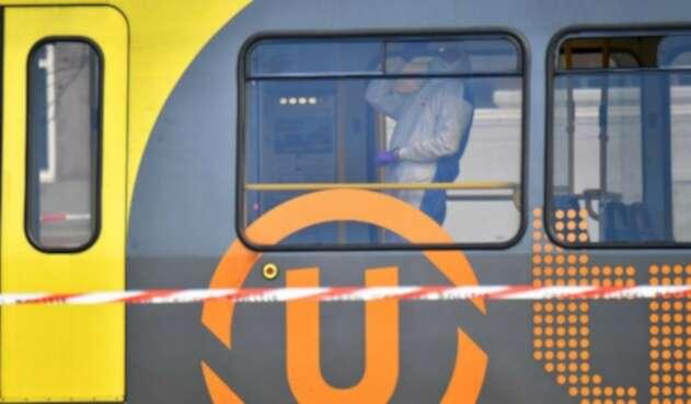 Tiroteo en tranvía en Utrecht