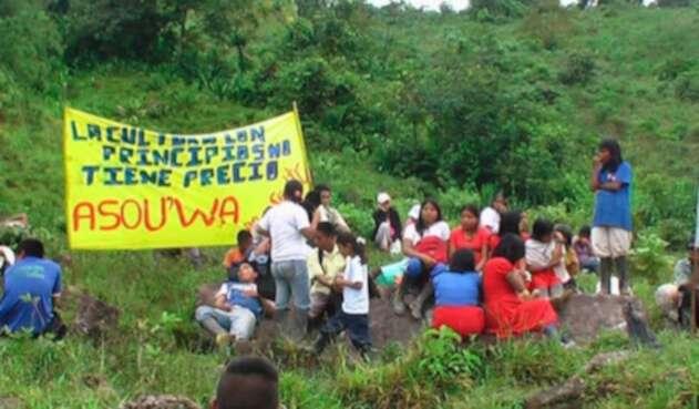 Comunidad Uwa