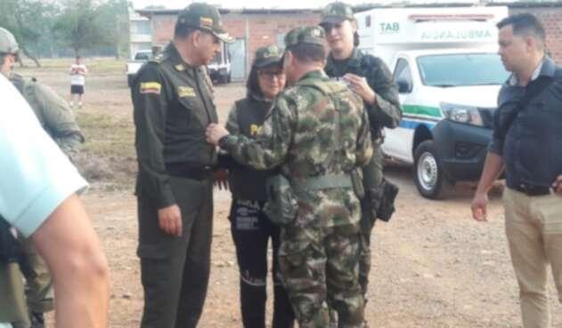 En el Cesar liberan mujer mayor que había sido secuestrada en el Cesar