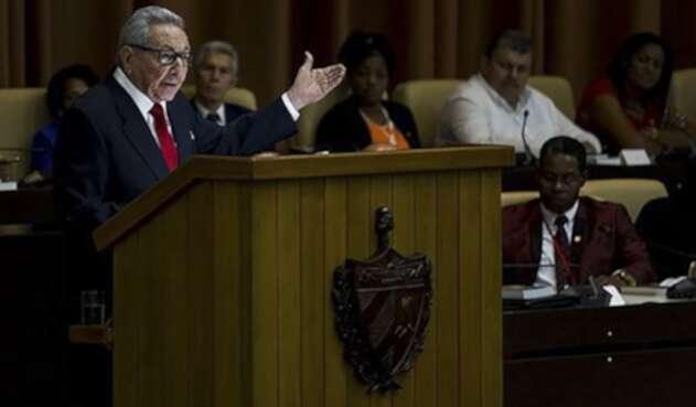 Raúl Castro cuba constitucion