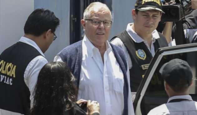 Expresidente peruano Pedro Pablo Kuczynski, detenido por el caso Odebrecht