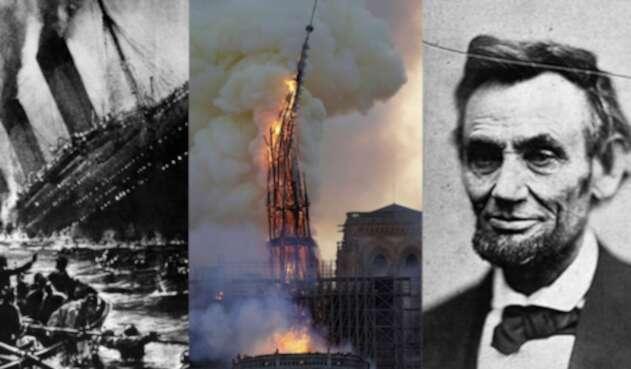 Tragedías de un 15 de abril