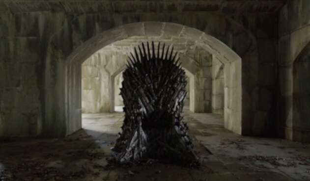 Imagen oficial de Game of Thrones