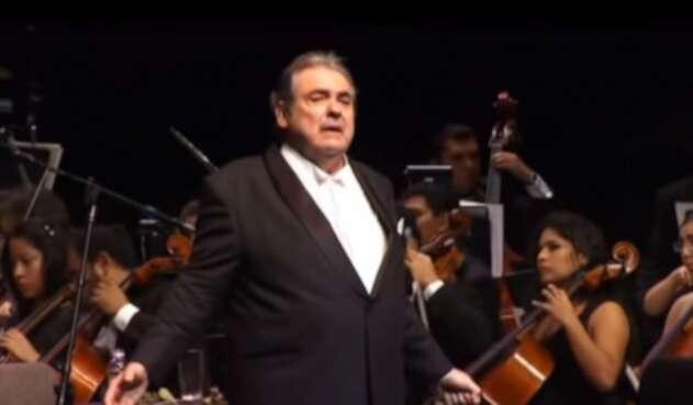 Alberto Cortez, cantautor argentino