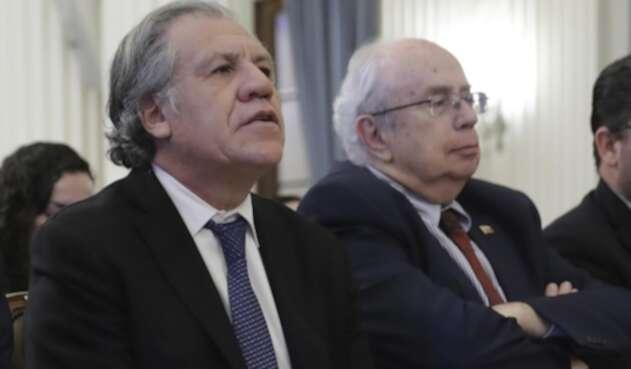 Luis Almagro y Gustavo Tarre