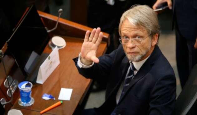 Antanas Mockus, congresista inhabilitado por el Consejo de Estado