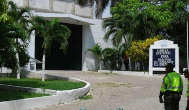 Cárcel El Bosque, de Barranquilla