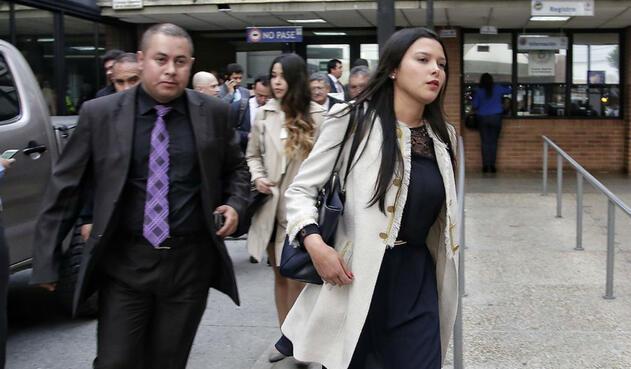 Laura Moreno implicada en caso Colmenares