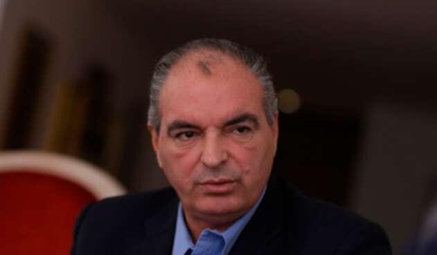 Aurelio Iragorri, presidente del partido de la U