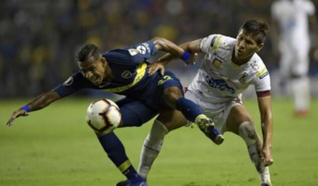 Boca Juniors vs Deportes Tolima