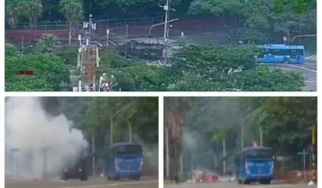 Disturbios en la Universidad del Valle