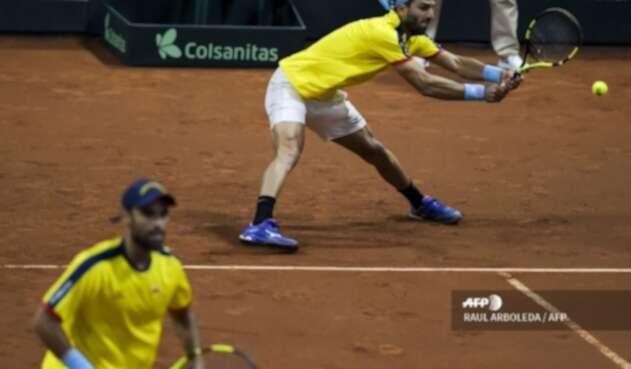 Cabal y Farah ganaron en su debut en el ATP de Montecarlo