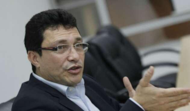 Carlos Caicedo Omar, ex alcalde de Santa Marta.