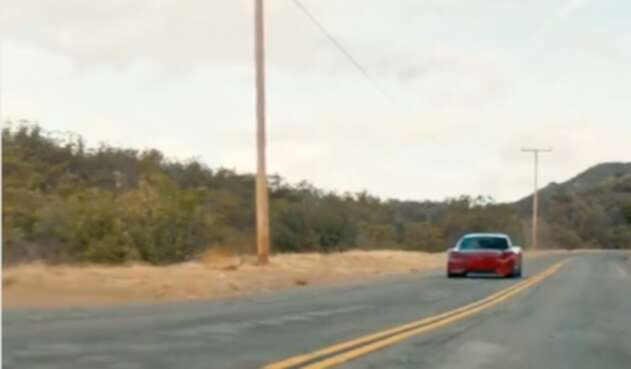 Carro autónomo tesla