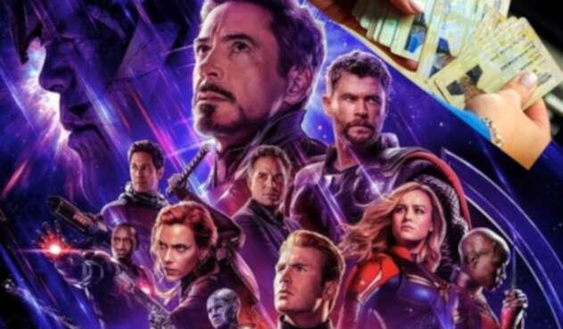 Es tal el furor de Avengers que estos son los colombianos con nombres de superhéroes