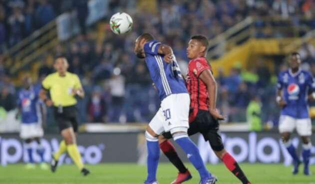 Millonarios vs Cúcuta Deportivo