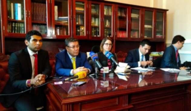 Juanita Goebertus presentó la ponencia en contra de las objeciones de Iván Duque.
