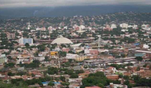 Panorámica de Cúcuta