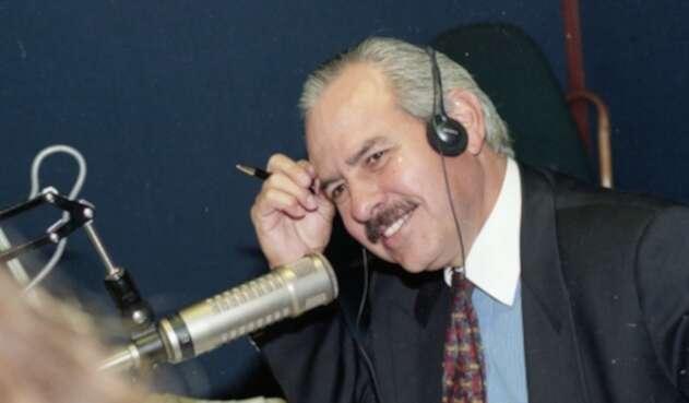 El periodista Darío Arizmendi.