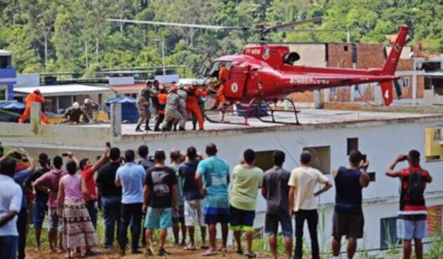 Emergencia en Río de Janeiro