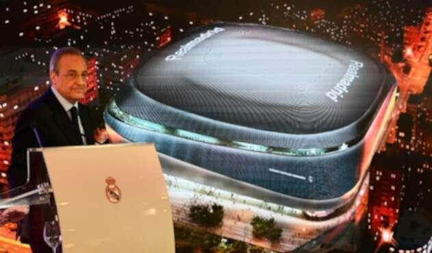 Imágenes de cómo será el nuevo estadio Santiago Bernabéu