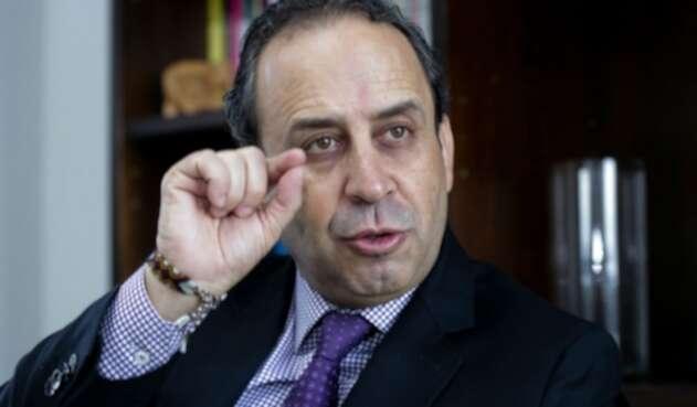 Fabio Aristizábal, superintendente de Salud