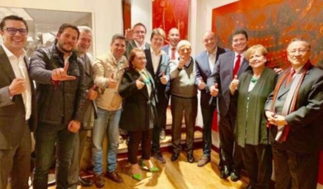 Miguel Uribe y Partido Liberal