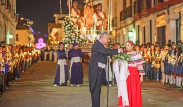 Procesiones Semana Mayor en Popayán