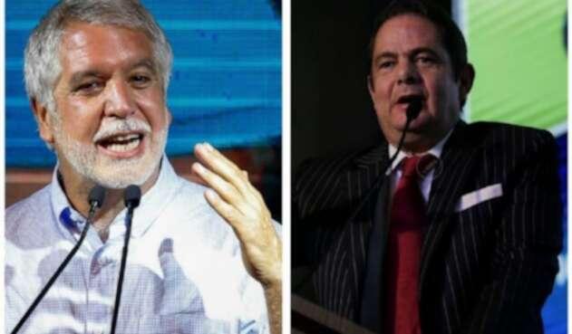 Germán Vargas y Enrique Peñalosa