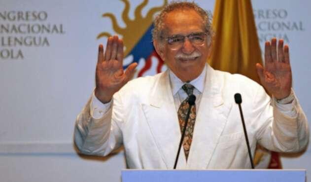 Gabriel García Márquez, escritor colombiano, el 26 de marzo de 2007 en Cartagena