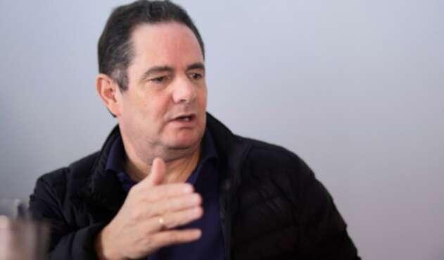 Germán Vargas Lleras, exvicepresidente de la República