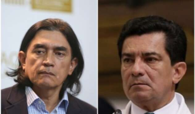 Gustavo Bolívar y Marco Fidel Ramírez