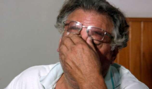 Horacio Sala, padre de Emiliano Sala, ambos fallecidos