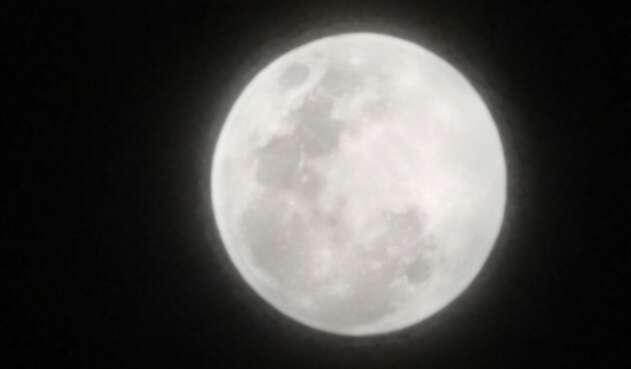 Luna llena con Huawei