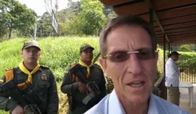 Emilio Archila consejero presidencial para el Posconflicto y Estabilización