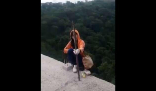 Intento de suicidio en Ibagué
