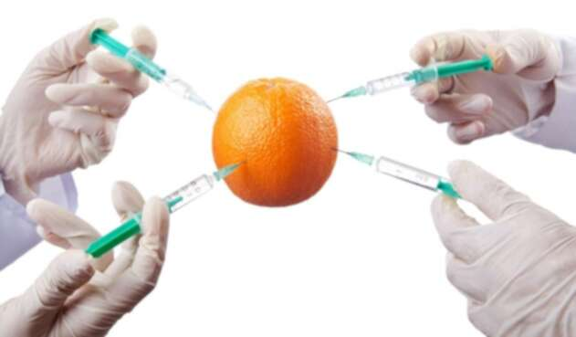 Inyección de nutrientes de frutas